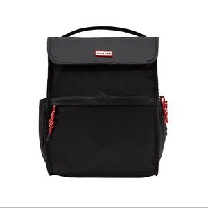 Hunter Original Packable Backpack, Black
